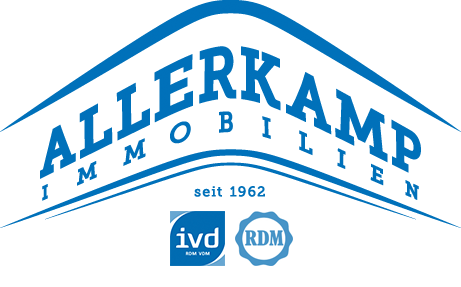 Logo Allerkamp Immobilien